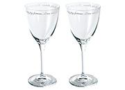 4℃ペアワイングラス